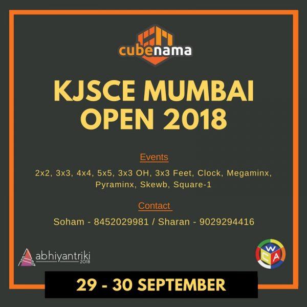 KJSCE Mumbai Open Insta 2